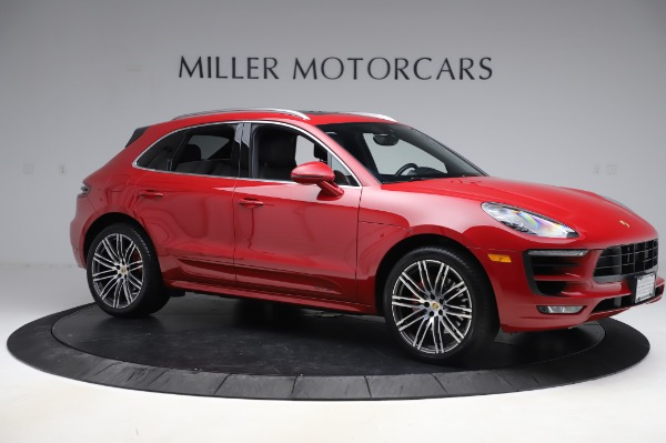 Used 2017 Porsche Macan GTS for sale $57,900 at Rolls-Royce Motor Cars Greenwich in Greenwich CT 06830 10