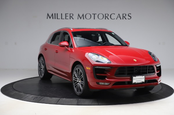 Used 2017 Porsche Macan GTS for sale $57,900 at Rolls-Royce Motor Cars Greenwich in Greenwich CT 06830 11