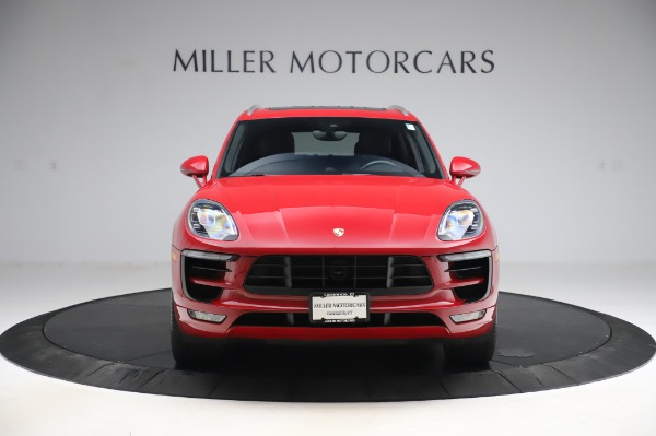 Used 2017 Porsche Macan GTS for sale $57,900 at Rolls-Royce Motor Cars Greenwich in Greenwich CT 06830 12