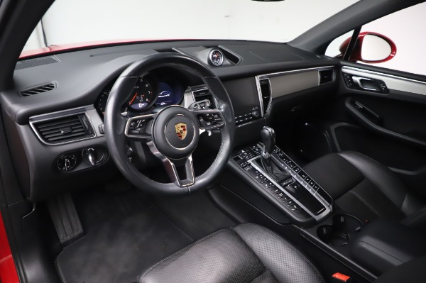 Used 2017 Porsche Macan GTS for sale $57,900 at Rolls-Royce Motor Cars Greenwich in Greenwich CT 06830 13