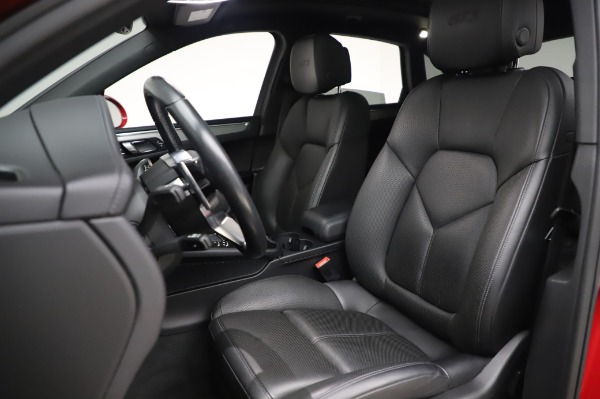 Used 2017 Porsche Macan GTS for sale $57,900 at Rolls-Royce Motor Cars Greenwich in Greenwich CT 06830 15