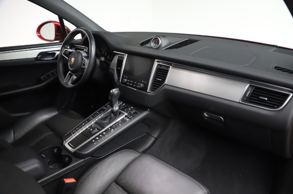 Used 2017 Porsche Macan GTS for sale $57,900 at Rolls-Royce Motor Cars Greenwich in Greenwich CT 06830 18