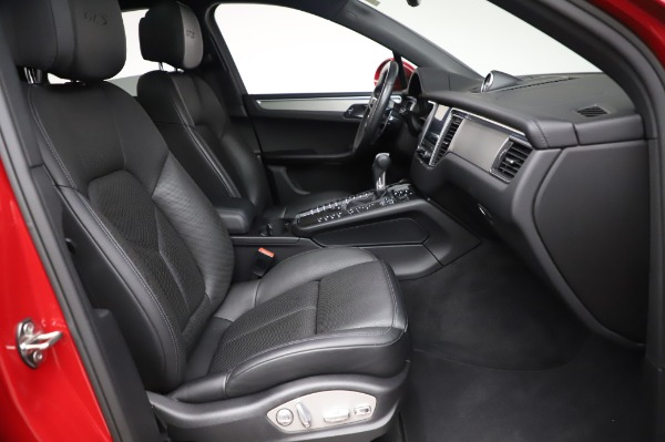 Used 2017 Porsche Macan GTS for sale $57,900 at Rolls-Royce Motor Cars Greenwich in Greenwich CT 06830 19