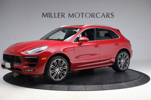 Used 2017 Porsche Macan GTS for sale $57,900 at Rolls-Royce Motor Cars Greenwich in Greenwich CT 06830 2