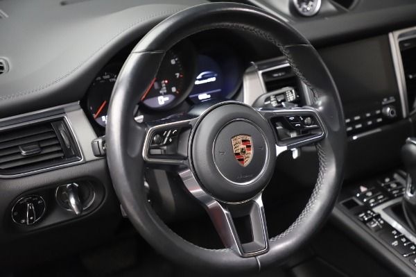 Used 2017 Porsche Macan GTS for sale $57,900 at Rolls-Royce Motor Cars Greenwich in Greenwich CT 06830 22