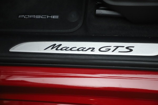 Used 2017 Porsche Macan GTS for sale $57,900 at Rolls-Royce Motor Cars Greenwich in Greenwich CT 06830 24