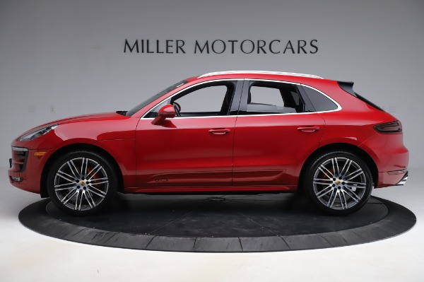 Used 2017 Porsche Macan GTS for sale $57,900 at Rolls-Royce Motor Cars Greenwich in Greenwich CT 06830 3