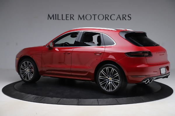 Used 2017 Porsche Macan GTS for sale $57,900 at Rolls-Royce Motor Cars Greenwich in Greenwich CT 06830 4