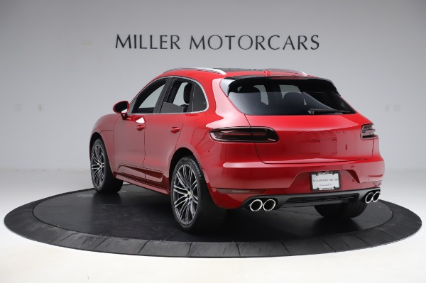 Used 2017 Porsche Macan GTS for sale $57,900 at Rolls-Royce Motor Cars Greenwich in Greenwich CT 06830 5