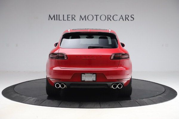 Used 2017 Porsche Macan GTS for sale $57,900 at Rolls-Royce Motor Cars Greenwich in Greenwich CT 06830 6