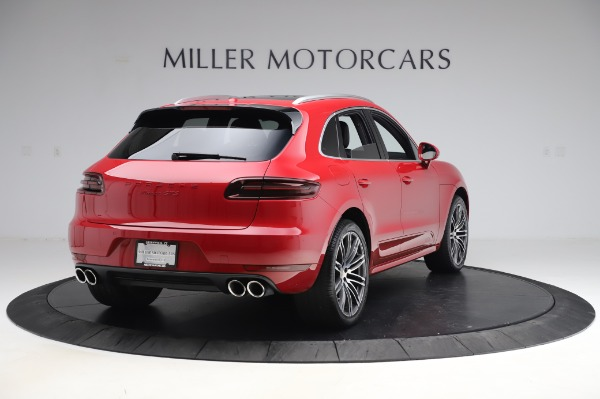 Used 2017 Porsche Macan GTS for sale $57,900 at Rolls-Royce Motor Cars Greenwich in Greenwich CT 06830 7