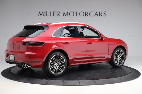 Used 2017 Porsche Macan GTS for sale $57,900 at Rolls-Royce Motor Cars Greenwich in Greenwich CT 06830 8