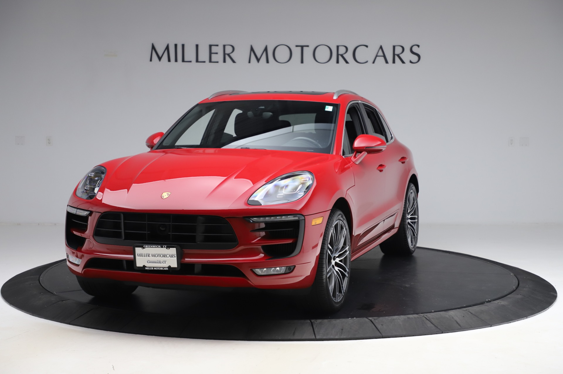 Used 2017 Porsche Macan GTS for sale $57,900 at Rolls-Royce Motor Cars Greenwich in Greenwich CT 06830 1