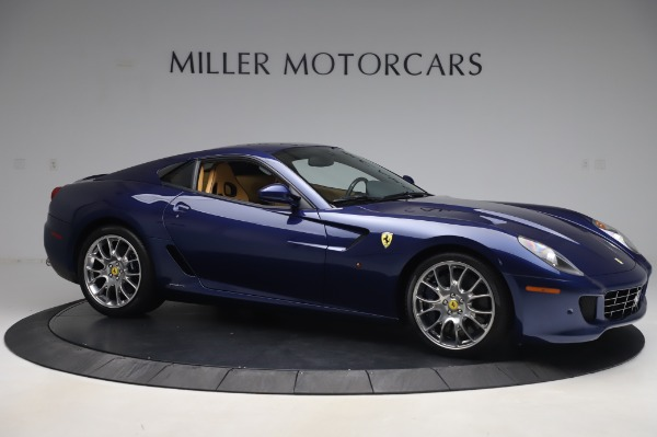 Used 2009 Ferrari 599 GTB Fiorano for sale $165,900 at Rolls-Royce Motor Cars Greenwich in Greenwich CT 06830 10