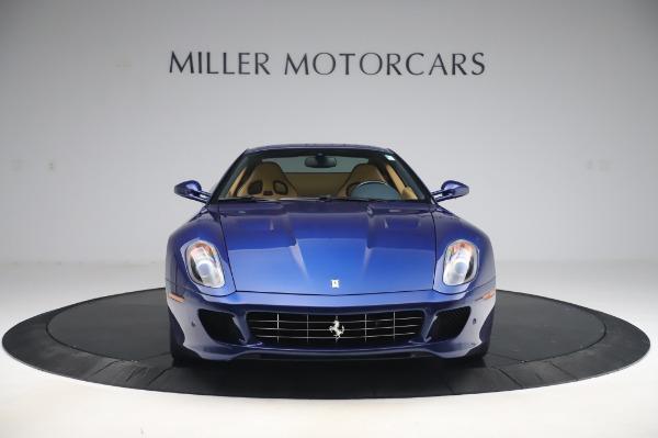 Used 2009 Ferrari 599 GTB Fiorano for sale $165,900 at Rolls-Royce Motor Cars Greenwich in Greenwich CT 06830 12