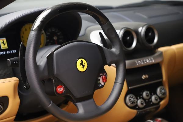 Used 2009 Ferrari 599 GTB Fiorano for sale $165,900 at Rolls-Royce Motor Cars Greenwich in Greenwich CT 06830 21