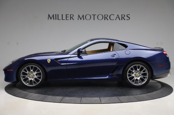 Used 2009 Ferrari 599 GTB Fiorano for sale $165,900 at Rolls-Royce Motor Cars Greenwich in Greenwich CT 06830 3