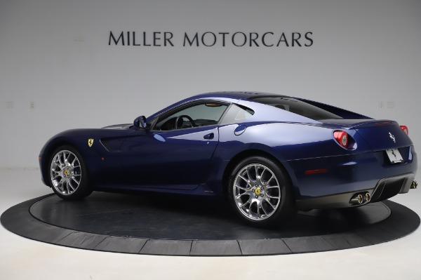Used 2009 Ferrari 599 GTB Fiorano for sale $165,900 at Rolls-Royce Motor Cars Greenwich in Greenwich CT 06830 4