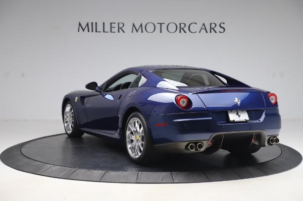 Used 2009 Ferrari 599 GTB Fiorano for sale $165,900 at Rolls-Royce Motor Cars Greenwich in Greenwich CT 06830 5