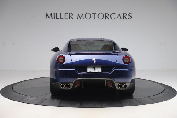 Used 2009 Ferrari 599 GTB Fiorano for sale $165,900 at Rolls-Royce Motor Cars Greenwich in Greenwich CT 06830 6
