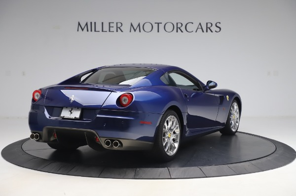 Used 2009 Ferrari 599 GTB Fiorano for sale $165,900 at Rolls-Royce Motor Cars Greenwich in Greenwich CT 06830 7