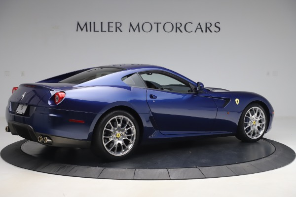 Used 2009 Ferrari 599 GTB Fiorano for sale $165,900 at Rolls-Royce Motor Cars Greenwich in Greenwich CT 06830 8