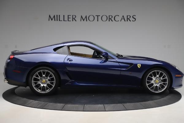 Used 2009 Ferrari 599 GTB Fiorano for sale $165,900 at Rolls-Royce Motor Cars Greenwich in Greenwich CT 06830 9