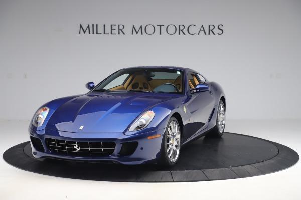 Used 2009 Ferrari 599 GTB Fiorano for sale $165,900 at Rolls-Royce Motor Cars Greenwich in Greenwich CT 06830 1