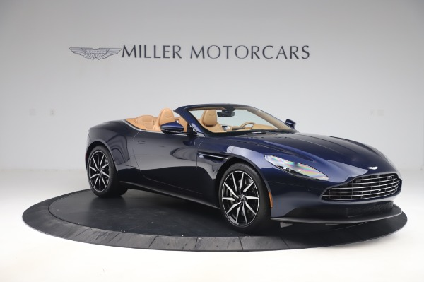 New 2020 Aston Martin DB11 Volante for sale $248,326 at Rolls-Royce Motor Cars Greenwich in Greenwich CT 06830 10