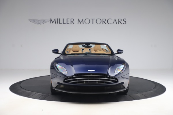 New 2020 Aston Martin DB11 Volante for sale $248,326 at Rolls-Royce Motor Cars Greenwich in Greenwich CT 06830 11