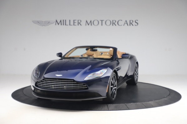 New 2020 Aston Martin DB11 Volante for sale $248,326 at Rolls-Royce Motor Cars Greenwich in Greenwich CT 06830 12