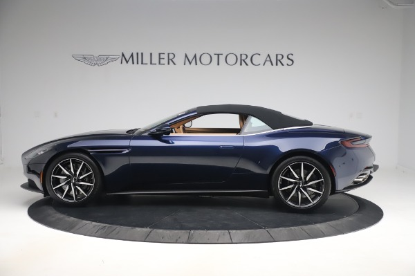New 2020 Aston Martin DB11 Volante for sale $248,326 at Rolls-Royce Motor Cars Greenwich in Greenwich CT 06830 13