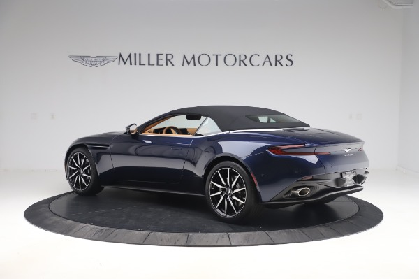 New 2020 Aston Martin DB11 Volante for sale $248,326 at Rolls-Royce Motor Cars Greenwich in Greenwich CT 06830 14