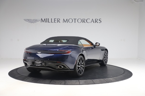 New 2020 Aston Martin DB11 Volante for sale $248,326 at Rolls-Royce Motor Cars Greenwich in Greenwich CT 06830 15