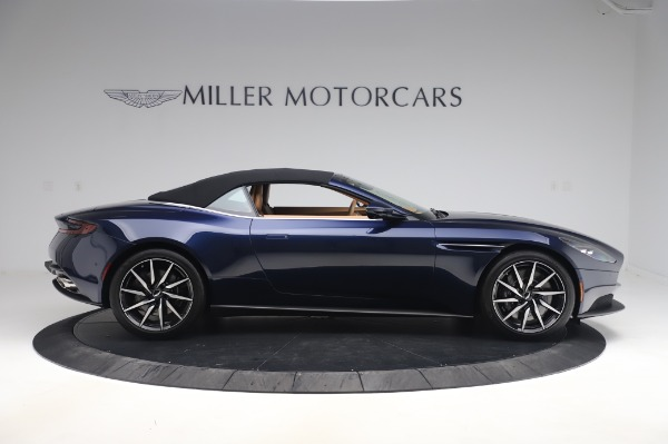 New 2020 Aston Martin DB11 Volante for sale $248,326 at Rolls-Royce Motor Cars Greenwich in Greenwich CT 06830 16