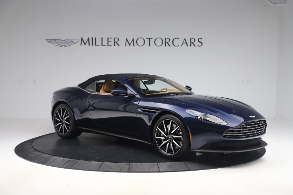 New 2020 Aston Martin DB11 Volante for sale $248,326 at Rolls-Royce Motor Cars Greenwich in Greenwich CT 06830 17