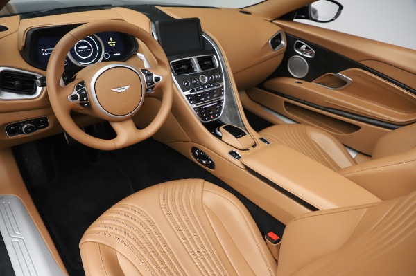New 2020 Aston Martin DB11 Volante for sale $248,326 at Rolls-Royce Motor Cars Greenwich in Greenwich CT 06830 18