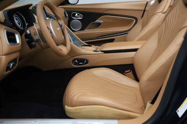 New 2020 Aston Martin DB11 Volante for sale $248,326 at Rolls-Royce Motor Cars Greenwich in Greenwich CT 06830 19