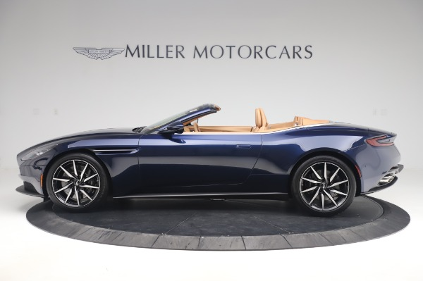 New 2020 Aston Martin DB11 Volante for sale $248,326 at Rolls-Royce Motor Cars Greenwich in Greenwich CT 06830 2