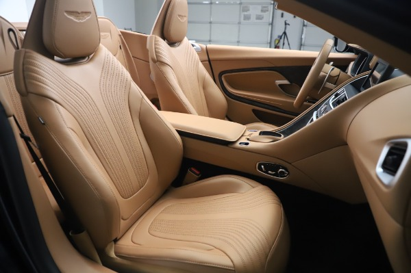 New 2020 Aston Martin DB11 Volante for sale $248,326 at Rolls-Royce Motor Cars Greenwich in Greenwich CT 06830 23