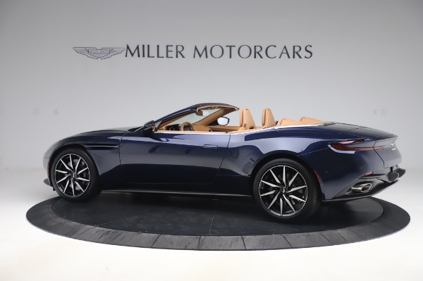 New 2020 Aston Martin DB11 Volante for sale $248,326 at Rolls-Royce Motor Cars Greenwich in Greenwich CT 06830 3