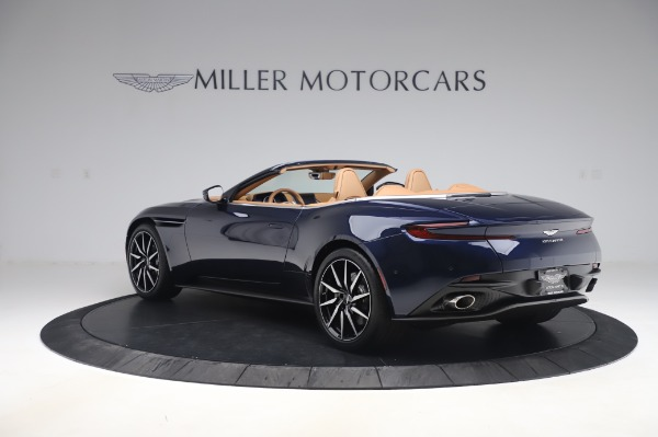 New 2020 Aston Martin DB11 Volante for sale $248,326 at Rolls-Royce Motor Cars Greenwich in Greenwich CT 06830 4