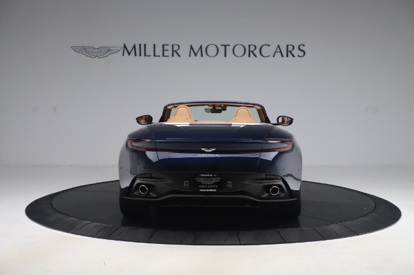 New 2020 Aston Martin DB11 Volante for sale $248,326 at Rolls-Royce Motor Cars Greenwich in Greenwich CT 06830 5