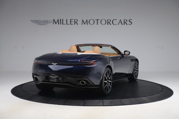 New 2020 Aston Martin DB11 Volante for sale $248,326 at Rolls-Royce Motor Cars Greenwich in Greenwich CT 06830 6