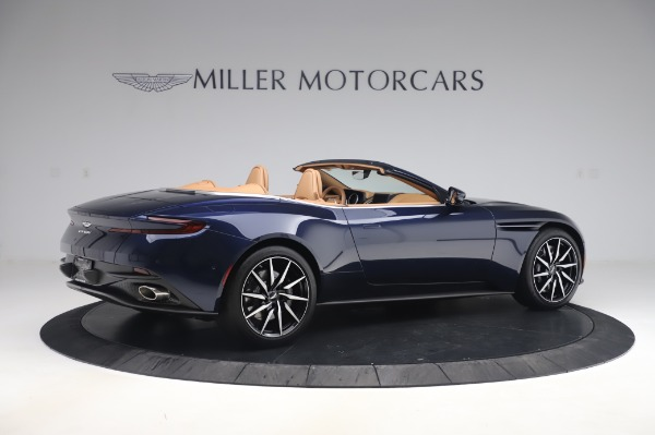 New 2020 Aston Martin DB11 Volante for sale $248,326 at Rolls-Royce Motor Cars Greenwich in Greenwich CT 06830 7