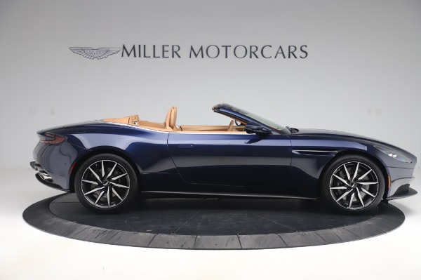 New 2020 Aston Martin DB11 Volante for sale $248,326 at Rolls-Royce Motor Cars Greenwich in Greenwich CT 06830 8