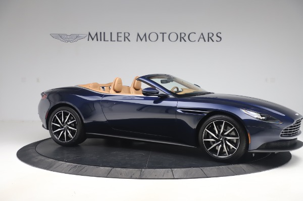 New 2020 Aston Martin DB11 Volante for sale $248,326 at Rolls-Royce Motor Cars Greenwich in Greenwich CT 06830 9