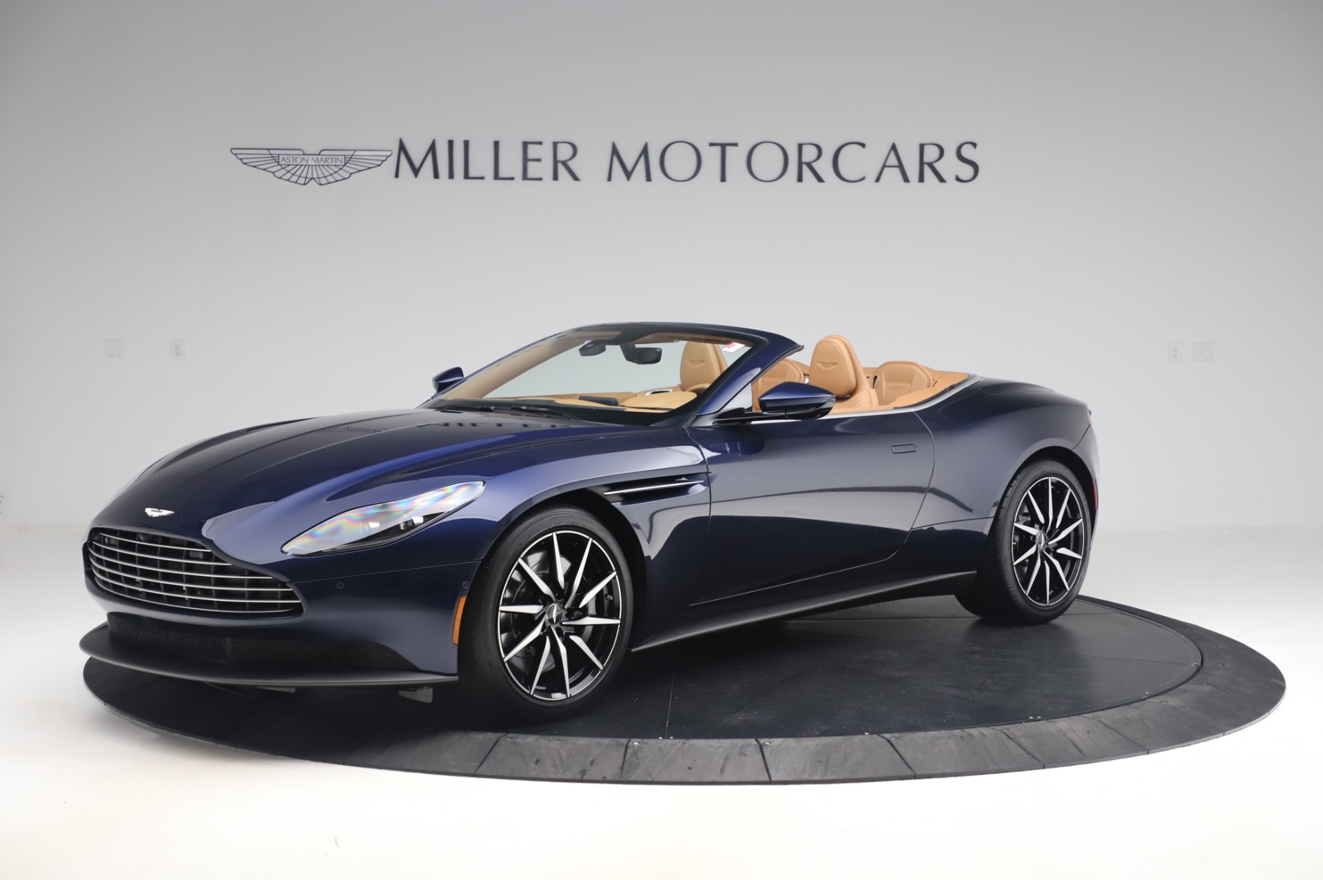New 2020 Aston Martin DB11 Volante for sale $248,326 at Rolls-Royce Motor Cars Greenwich in Greenwich CT 06830 1
