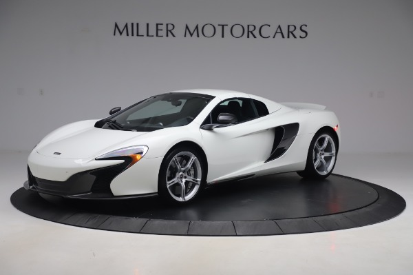 Used 2016 McLaren 650S Spider for sale $152,900 at Rolls-Royce Motor Cars Greenwich in Greenwich CT 06830 10