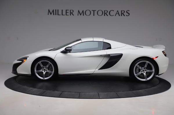 Used 2016 McLaren 650S Spider for sale $152,900 at Rolls-Royce Motor Cars Greenwich in Greenwich CT 06830 11